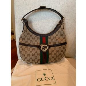 Gucci Horsebit hobo purse